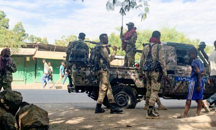 Kriza Etiopi – Tigray: forcat shtetërore marshojnë në kryeqytet