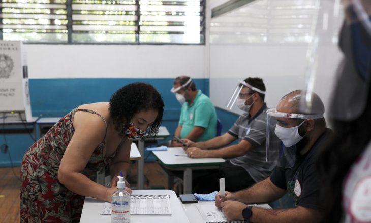 Në Brazil po mbahen zgjedhjet bashkiake