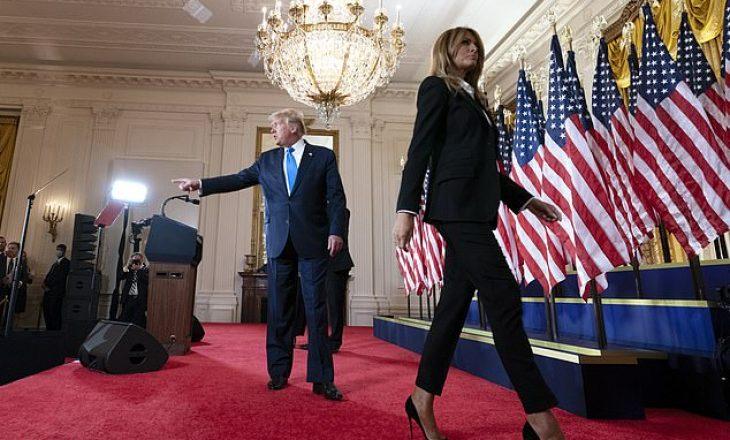 Humbi zgjedhjet, por Trump mund të humbë edhe bashkëshorten