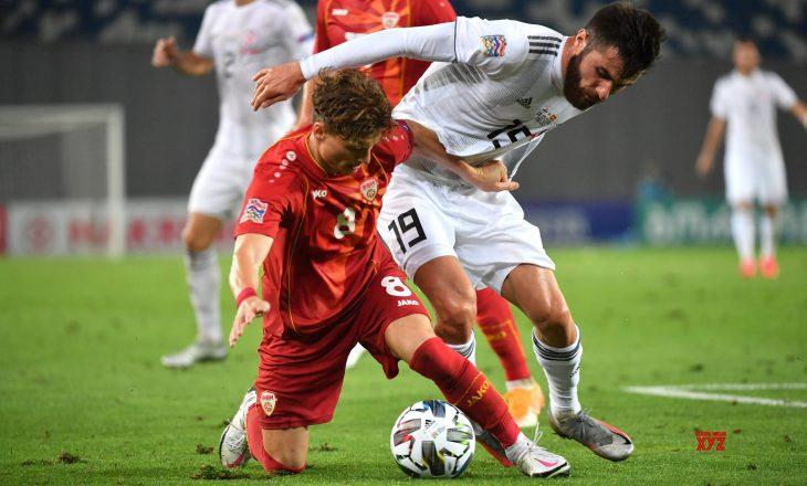 Mbyllet pjesa e parë pa gola në Tbilisi