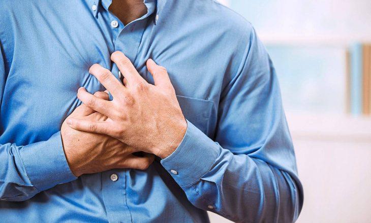 Shenja fizike që tregojnë se keni probleme me zemër
