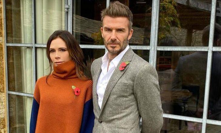 David Beckham 'betohet për hakmarrje' pasi bashkëshortja ndau këtë fotografi
