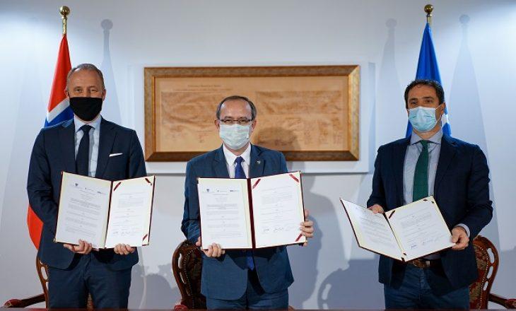Norvegjia mbështet Zyrën e Kryeministrit