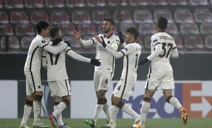 Europa Ligë: Roma, Napoli dhe Tottenham fitojnë