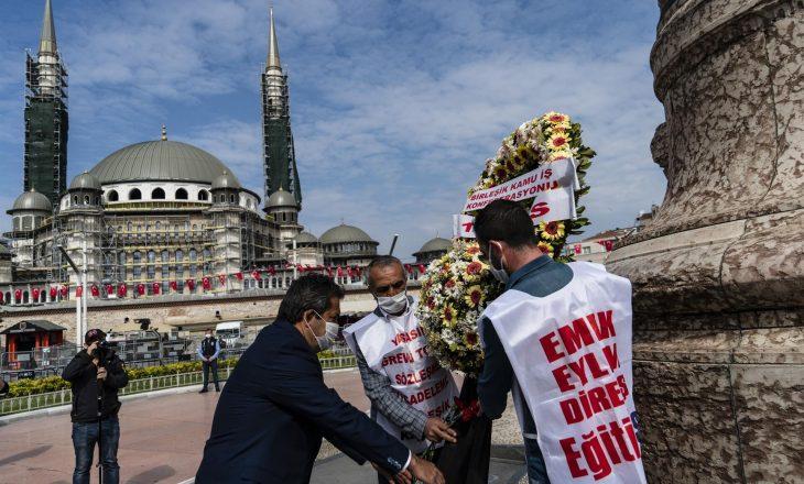 Turqia regjistron 123 viktima nga Covid-19 në 24 orët e fundit