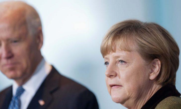 Merkel uron Biden-in: Bashkë do kapërcejmë sfidat e kësaj kohe