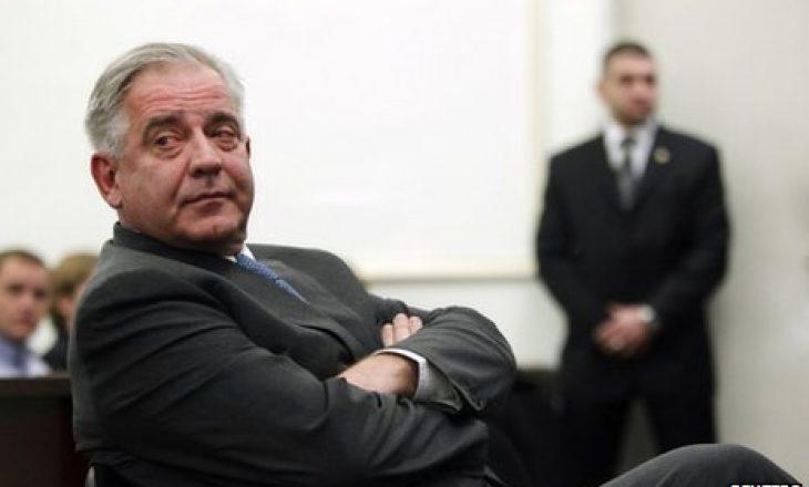 Tetë vjet burg për ish-kryeministrin kroat, Ivo Sanader