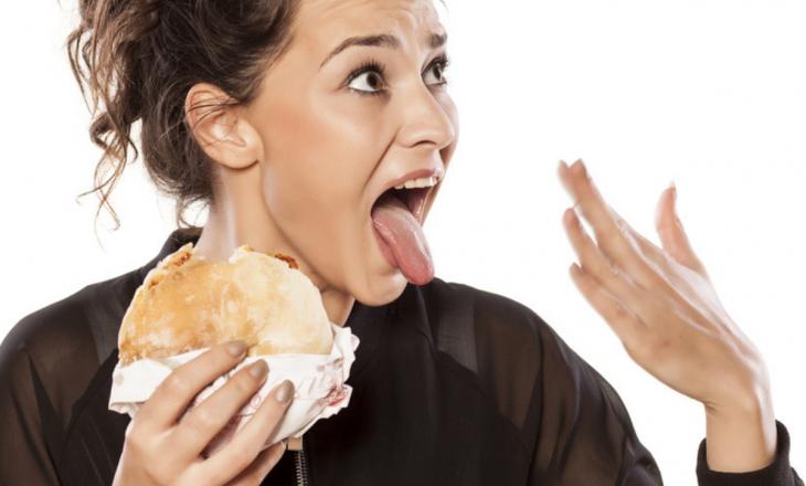 Si ndikon ushqimi pikant në trupin tonë?