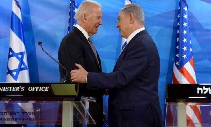 Netanyahy uron Biden-in