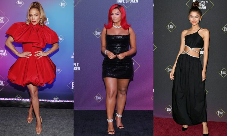 """Veshjet më të bukura në """"People's Choice Awards 2020"""""""