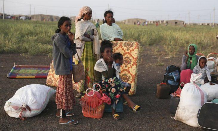Kombet e Bashkuara planifikojnë zhvendosjen e 200 mijë refugjatëve etiopian në Sudan