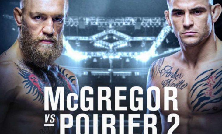 McGregor rikthehet në ring