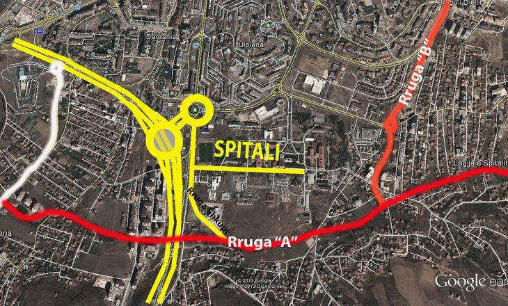 Ndërtimi i Rrugës A, pritet të fillojë në vitin 2021