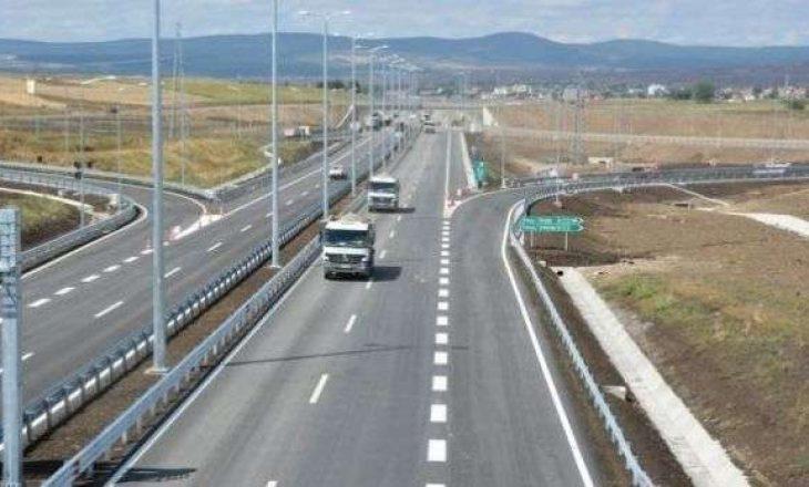 Autostrada Shkup-Bllacë, përfundon në 2022