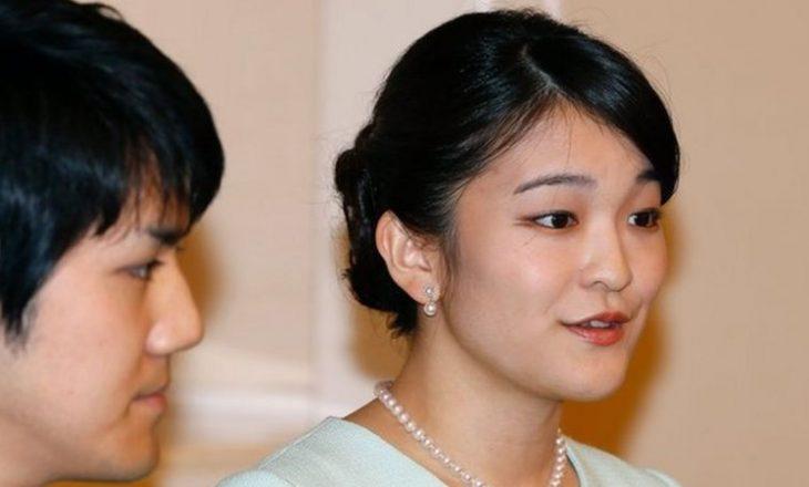 Historia e dashurisë së princesësh rebele të Japonisë