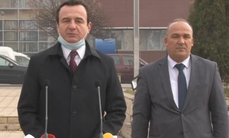 Kurti e Bulliqi e hapin fushatën zgjedhore në Podujevë