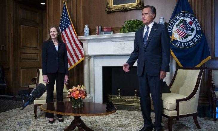 Romney: Kombi të qëndroj pas Biden-it