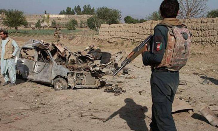 Dy shpërthime bombash vrasin të paktën 14 persona në Bamiyan të Afganistanit