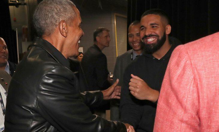Drake të portretizojë Barack Obama-n në film? Pse jo, ish-presidenti i dha 'vulën e miratimit'