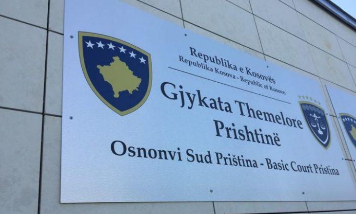 Vdes gjyqtari porot i Gjykatës Themelore në Prishtinë