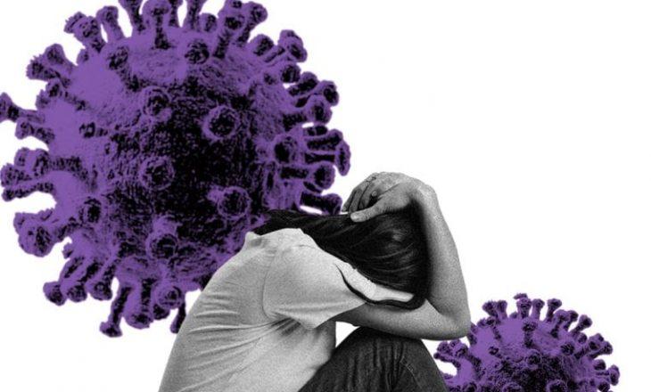 Studimi: 1 në 5 pacientë me COVID-19 u diagnostikuan me çrregullime psikiatrike brenda 90 ditësh