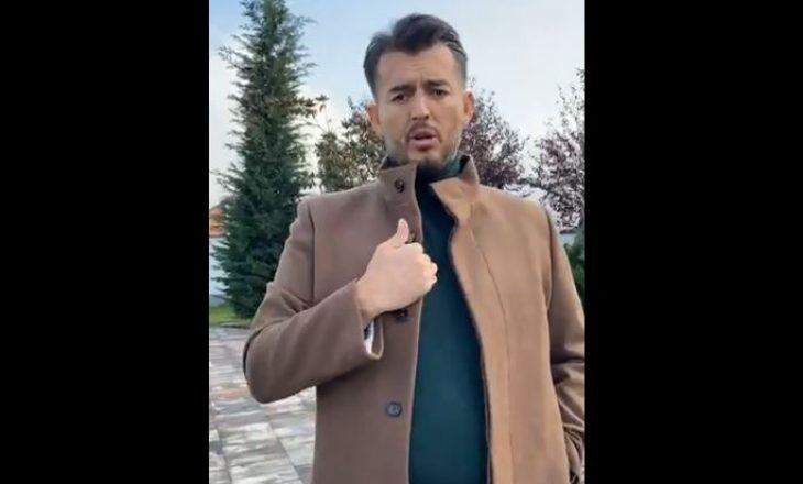 Labinot Tahiri bën thirrje për protestë në qytetin e Ferizajt