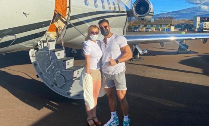 Britney Spears akuzohet për shkelje të ligjit në festimin e ditëlindjes së saj