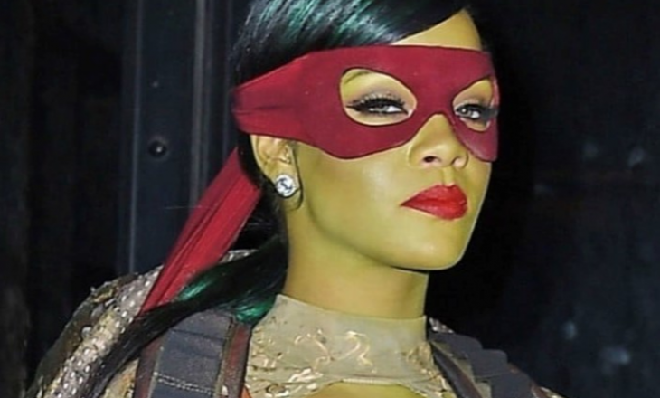 Rihanna pjesë e Black Panther II?!