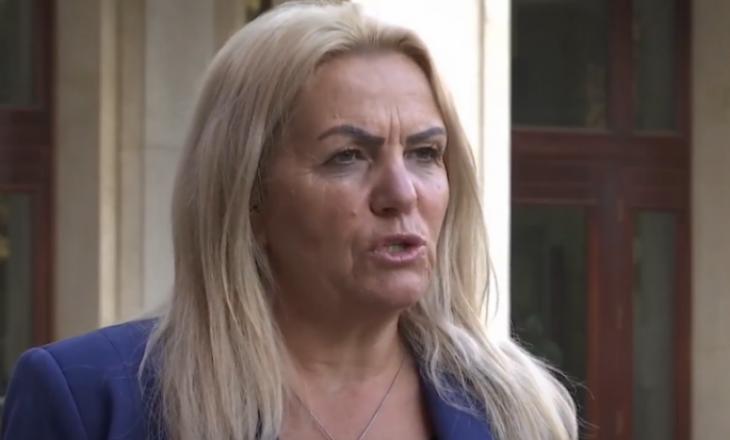 Kadriaj – Osmanit: Kosova po e pret shkarkimin e burrit tënd