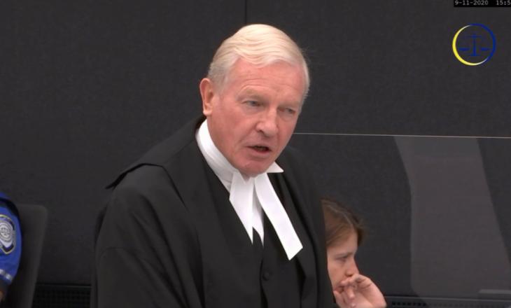 Avokati i Thaçit pyet në Gjykatë: Ku janë pretendimet për vjedhje organesh dhe historia e asaj Shtëpisë së Verdhë? – Thaçi e dinte se janë gjepura