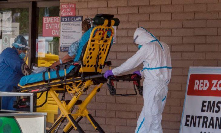 Dy të vdekur dhe 39 të infektuar me COVID në Shqipëri