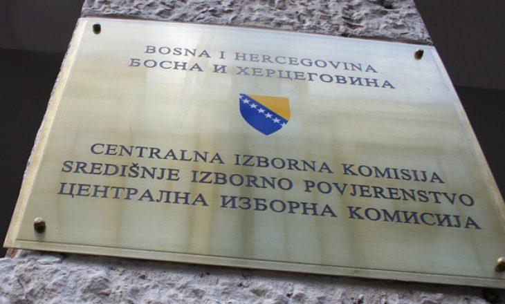 Po mbahen zgjedhjet lokale në Bosnje dhe Hercegovinë