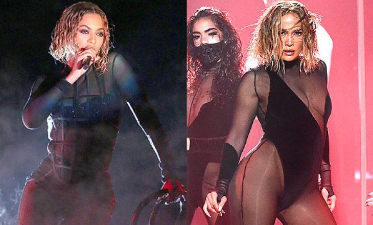 Njerëzit po akuzojnë Jennifer Lopez se kopjoi Beyonce-n