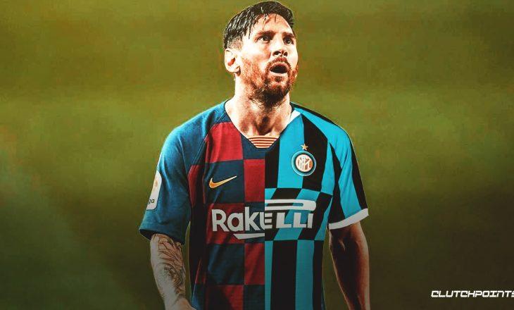 Oferta më tërheqëse për Messi-n është ajo e Inter