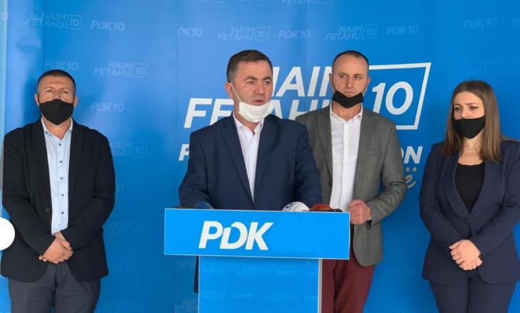 Fetahu akuzon Rudarin se ka keqpërdorur buxhetin e komunës së Podujevës, kërkon nga Prokuroria të nisin hetimet