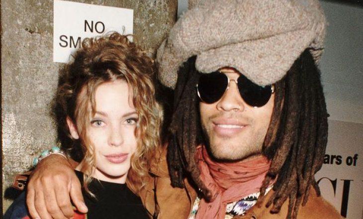 Kylie Minogue bëhet bashkë me ish të dashurin Lenny Kravitz për një qëllim humanitar