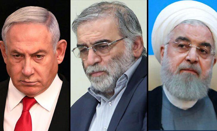 Presidenti Rouhani akuzon Izraelin për vrasjen e fizikantit iranian
