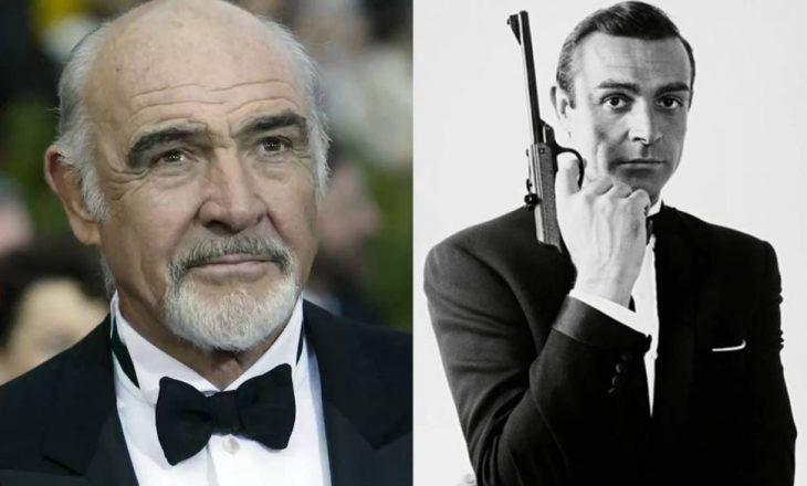 Sean Connery mbronte dhunën fizike ndaj grave