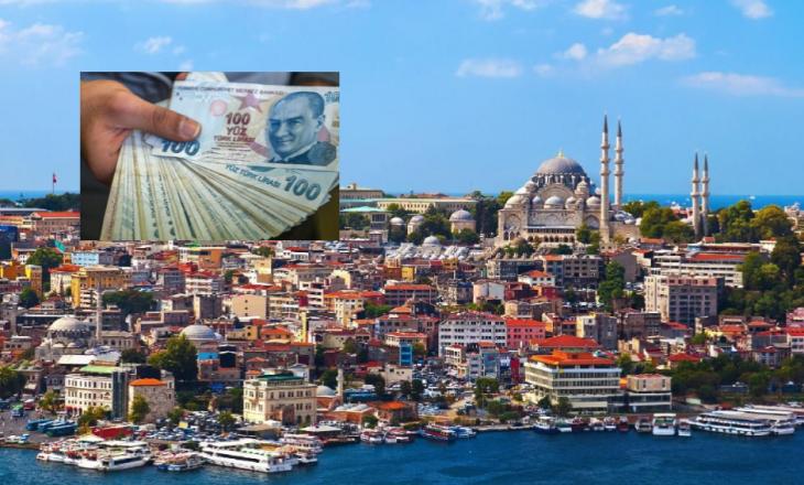 Pas rënies së lirës turke, shtohen vizitat e kosovarëve në Turqi