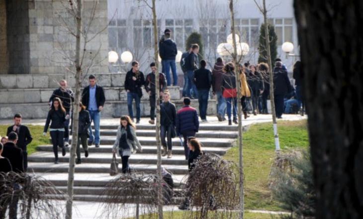 Nagavci: Regjistrimi i studentëve do të jetë pa pagesë