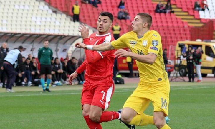 UEFA dënon Ukrainën, tre pikë ia dhuron Zvicrës