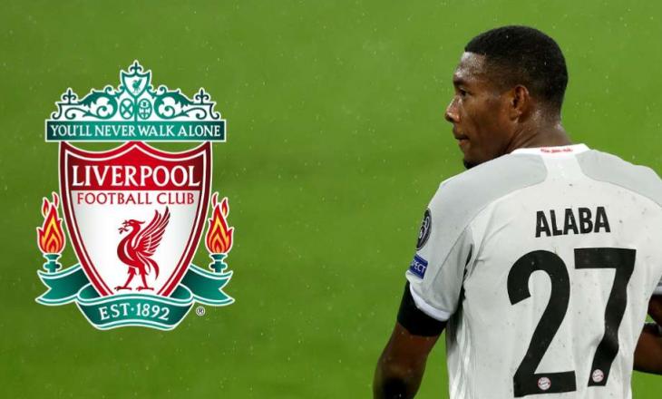 David Alaba mund të kalojë në Premier Ligë?