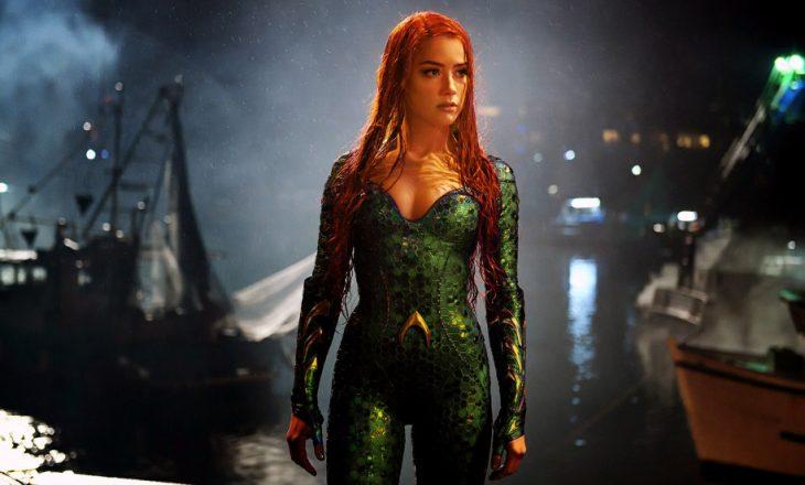 """Milion nënshkrime në peticionin që kërkon largimin e aktores nga """"Aquaman 2"""""""