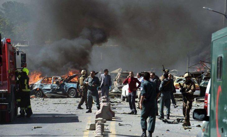 Afganistan: 34 persona të vrarë në dy sulme vetëvrasëse