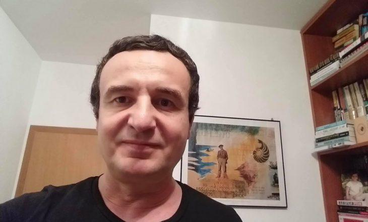 Albin Kurti tregon për gjendjen e tij shëndetësore