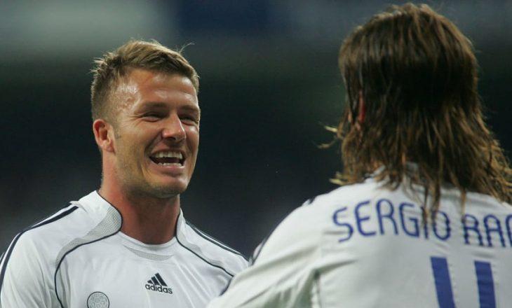 Beckham dëshiron ta sjellë Ramosin në Inter Miami
