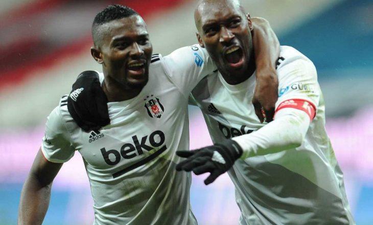 Derbin e Stambollit e fiton Besiktas ndaj Fenerbahçes