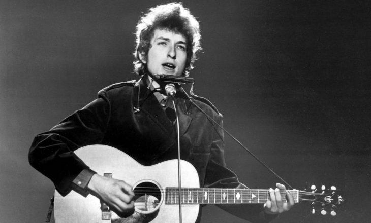 Arka e kujtimeve të Bob Dylan shitet për afro 500 mijë dollarë
