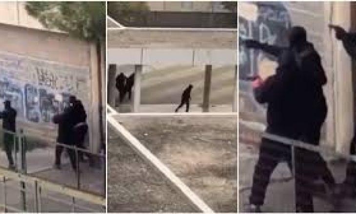 Përleshje me armë në rrugët e Montpellier në Francë