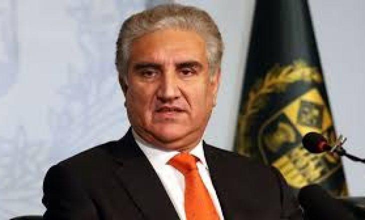 Pakistani thotë se ka prova të sulmeve sponsorizuese të Indisë